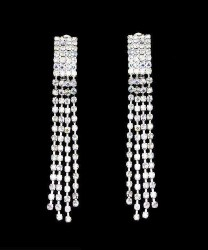 Zeyla Rhinestone Earrings