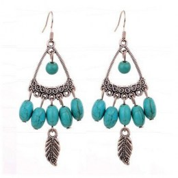 Natalie Turquoise Earrings
