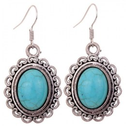 Elle Turquoise Earrings