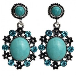 Carina Turquoise Earrings