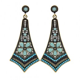Iva Bead Earrings