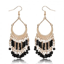 Janette Bead Earrings