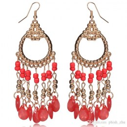 Carola Bead Earrings