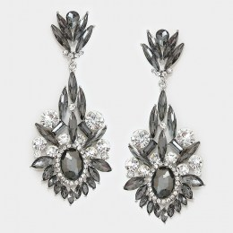 Angelette Crystal Earrings