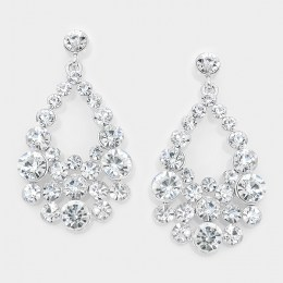 Natala Crystal Earrings.