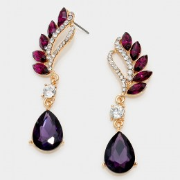 Amabella Tear Drop Earrings