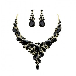 Alcina Crystal Necklace Set.