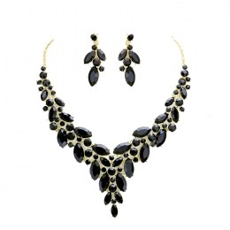 Sienna Crystal Necklace Set.