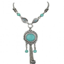 Fawnia Turquoise Necklace