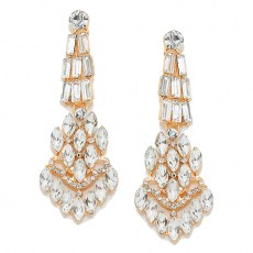 Sebastiana Crystal Earrings