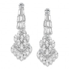 Margherita Crystal Earrings