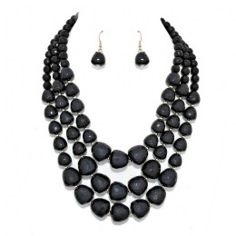 Sigrid Bead Necklace Set