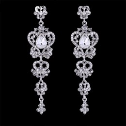 Hanrietta Rhinestone Earrings