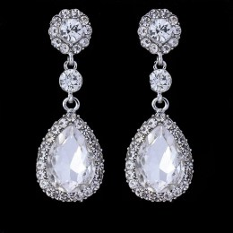 Lissette Rhinestone Earrings