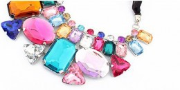 Miley Stone Necklace III