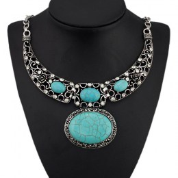 Laverna Turquoise Necklace II