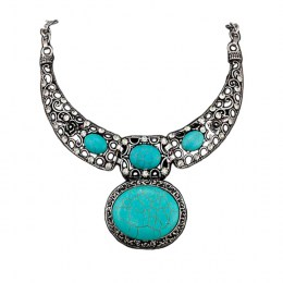 Laverna Turquoise Necklace