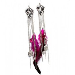 EFH015 Feather Earrings.