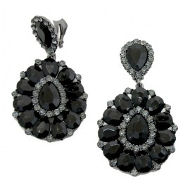 ECR166 - Crystal Earrings