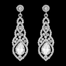 Vita Rhinestone Earrings