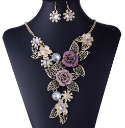 Oriana Bib Necklace II.