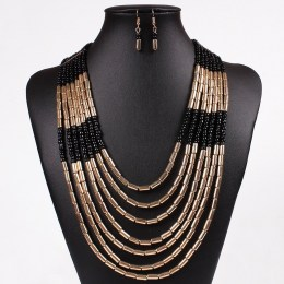 Ansley Bead Necklace Set II