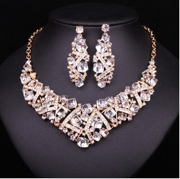 Frederica Crystal Set
