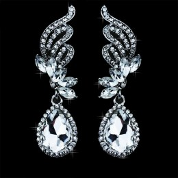 Nicci Rhinestone Earrings