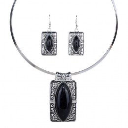 Tilda Stone Necklace Set 1