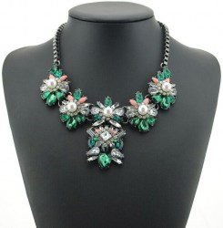Yolanda Stone Necklace II
