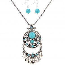 Keiran Turquoise Necklace 1