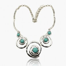 Nella Turquoise Necklace.2