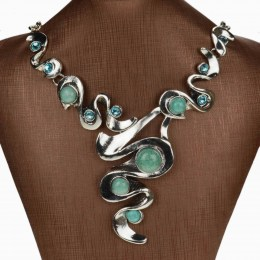 Dona Turquoise Necklace 3