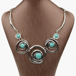 Nella Turquoise Necklace.3