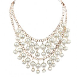 Channing Pearl Necklace