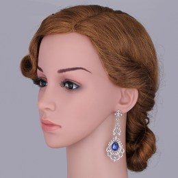Joceline Rhinestone Earrings II