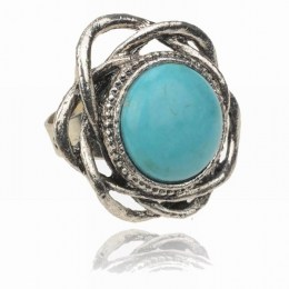 Gillian Turquoise Ring