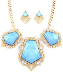 Courtney Stone Necklace Set