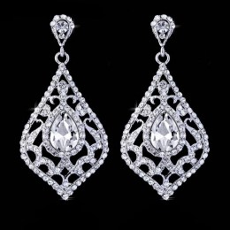 Teresina Rhinestone Earrings