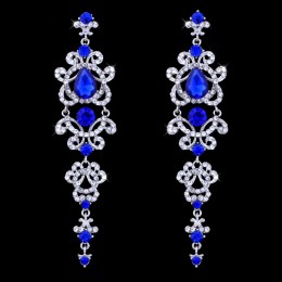 Carlotta Rhinestone Earrings