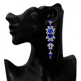Carlotta Rhinestone Earrings 2