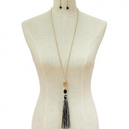 Fayme Y Chain Necklace Set 2