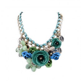 Reina Bib Necklace