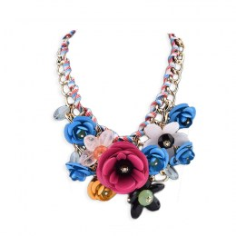 Malka Bib Necklace