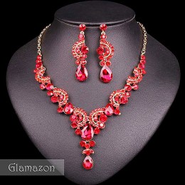 Glamazon - Celena Crystal Set