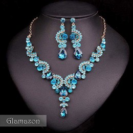 Glamazon - Darcelle Crystal Set