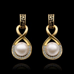 Jamiya Faux Pearl Earrings 2