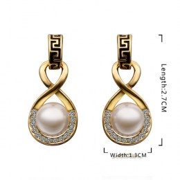 Jamiya Faux Pearl Earrings 6