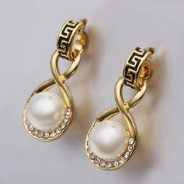 Jamiya Faux Pearl Earrings 3