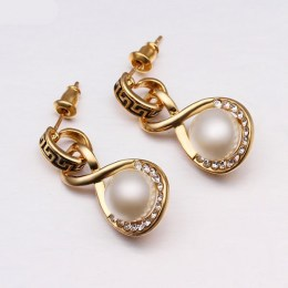 Jamiya Faux Pearl Earrings 4